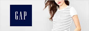 [gap] Women's & Men's Styles Up To 50% Off