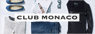 [clubmonaco] EXTRA 30% OFF ALL SALE STYLES