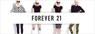 [forever21]100's of New Spring Arrrivals